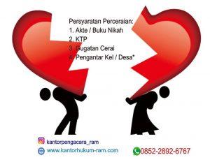 Pengacara Perceraian di Jogja / Yogyakarta